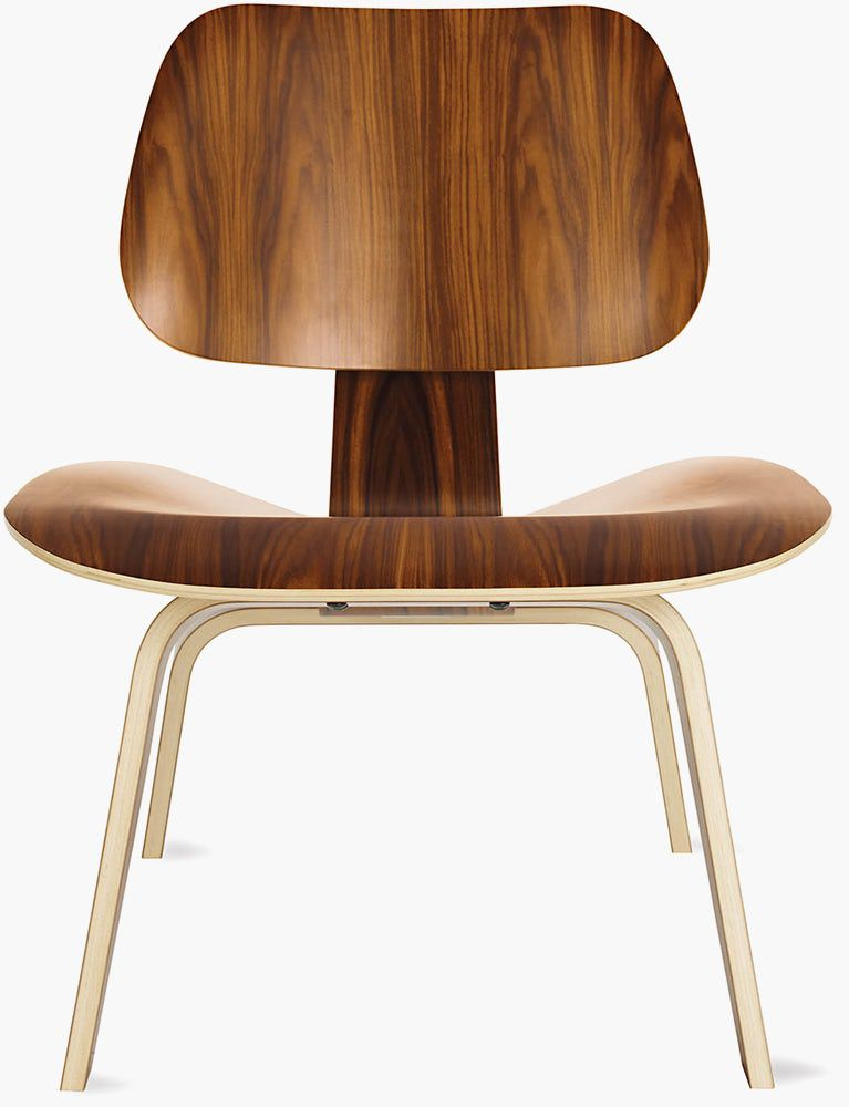 Eames Molded Plywood Lounge Chair