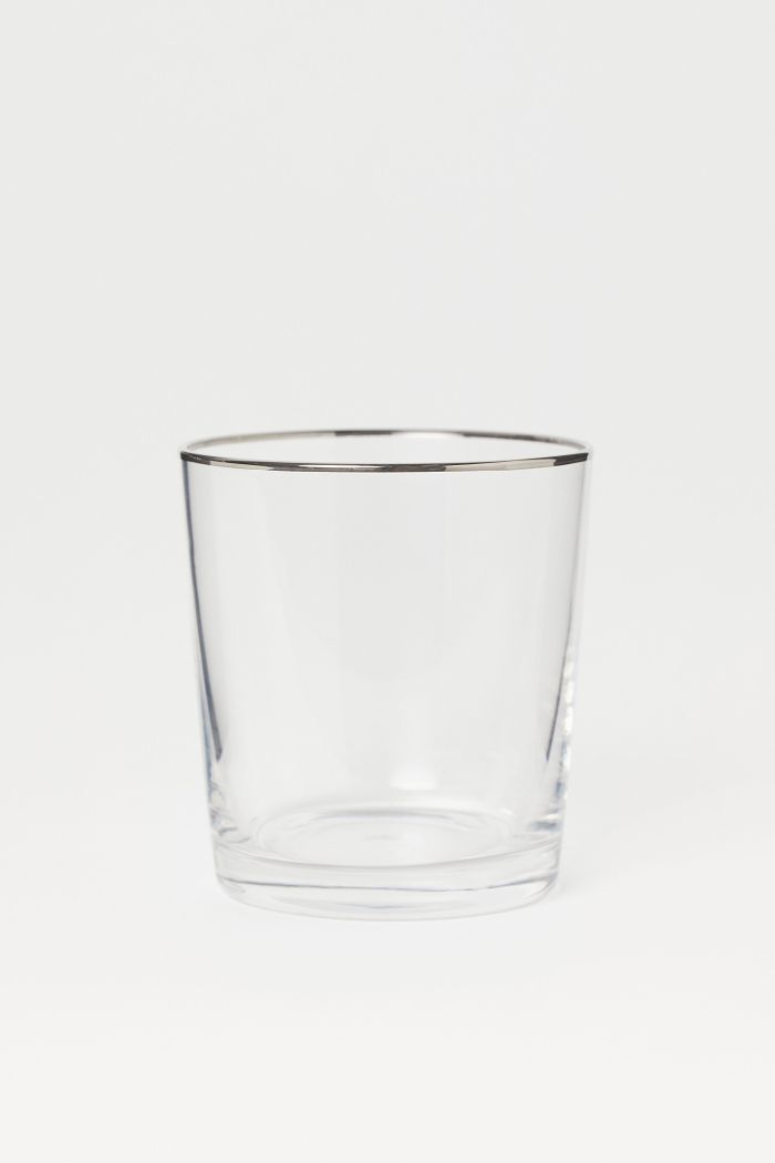 H&M Beverage Glass