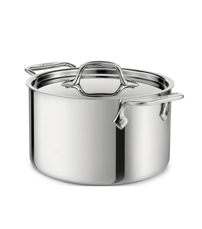 All-Clad 4-Quart Casserole With Lid