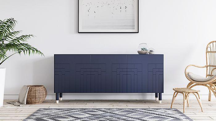 Norse Interiors IKEA Furniture Hack