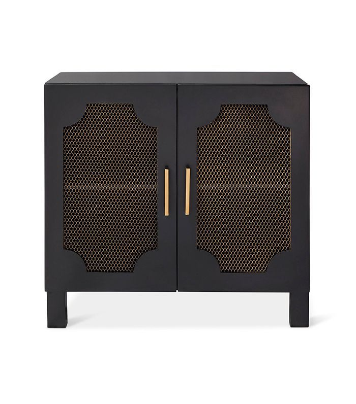 Nate Berkus for Target Screen-Door Nightstand