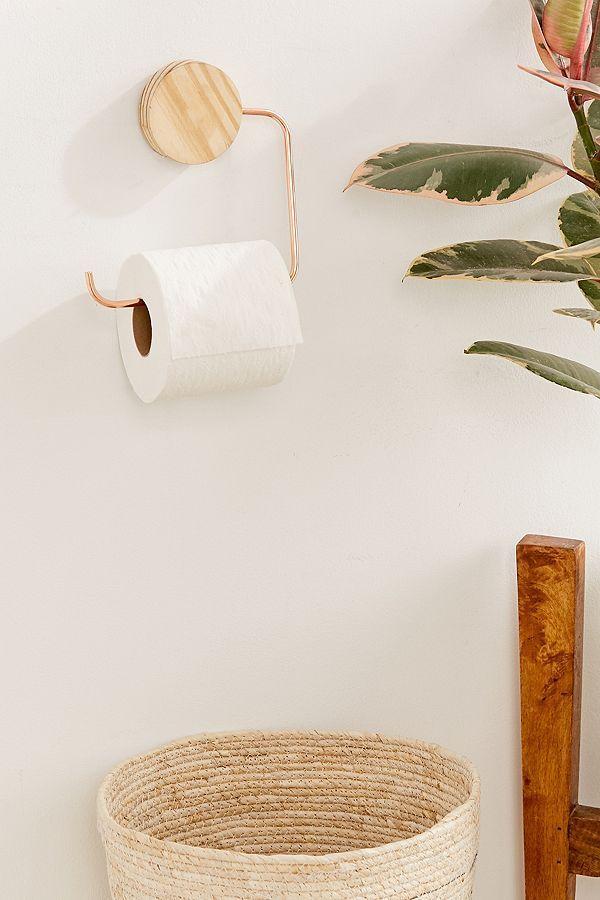 Harlow Toilet Paper Holder
