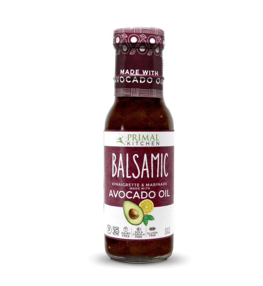 Avocado Oil-Based Dressing and Marinade, Balsamic Vinaigrette