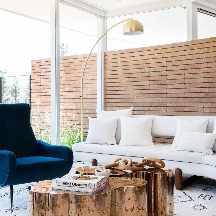 Mandy Moore's living room