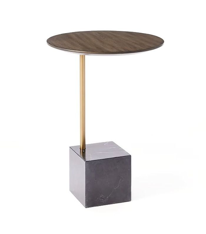 West Elm Cube C-Side Table