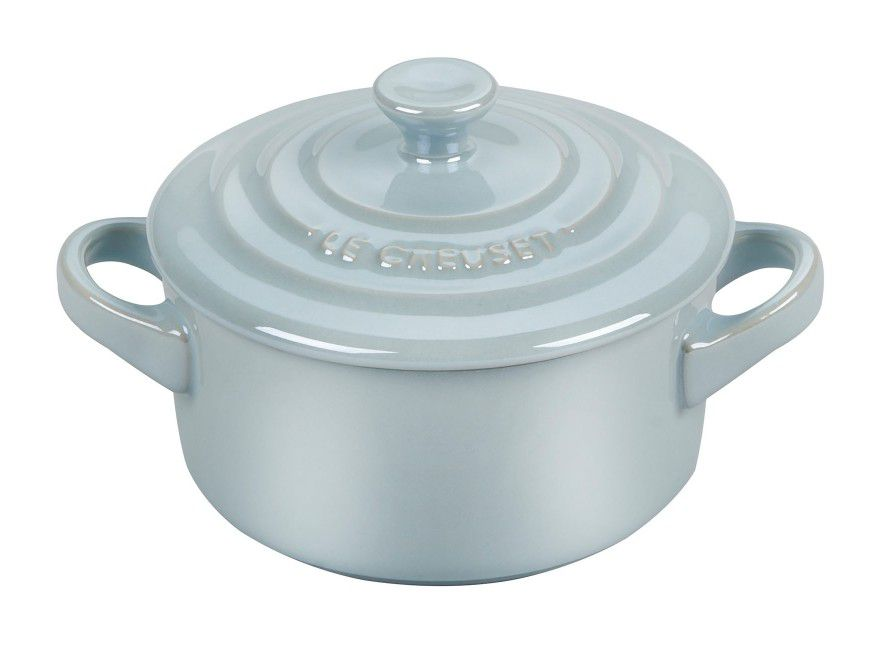 Le Creuset Metallics Collection Mini Round Cocotte