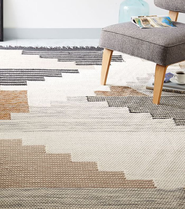 West Elm Colca Wool rug