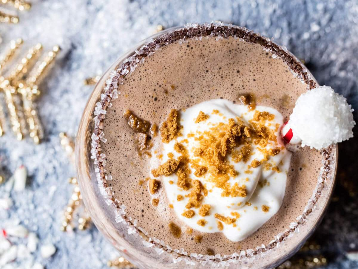 10 Chocolate Cocktails For Those With a Serious Sweet Tooth