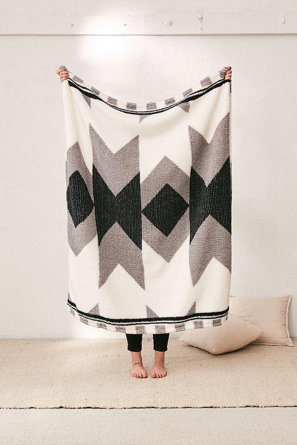 Amped Fleece Printed Throw Blanket