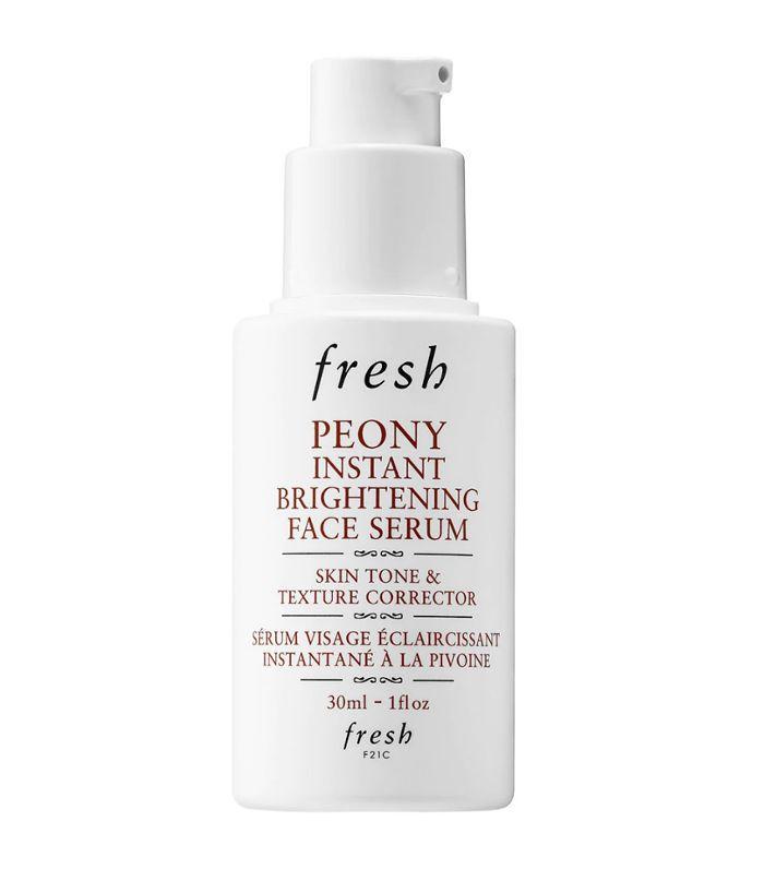 Fresh Peony Instant Serum Facial Iluminador 1 oz / 30 mL