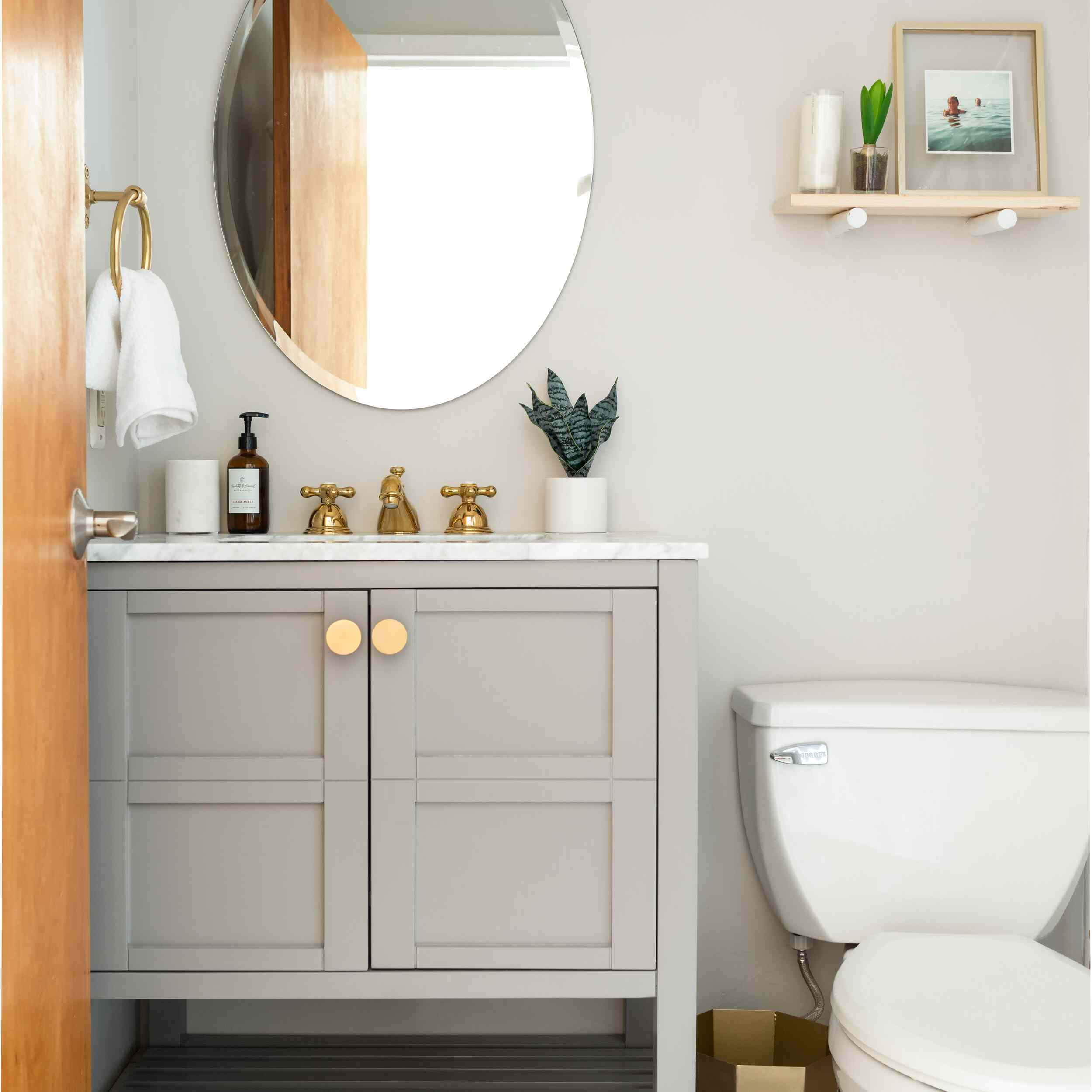 over the toilet storage simple