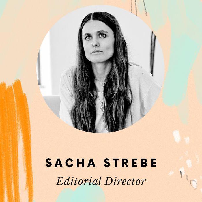Director Editorial, Sacha Strebe