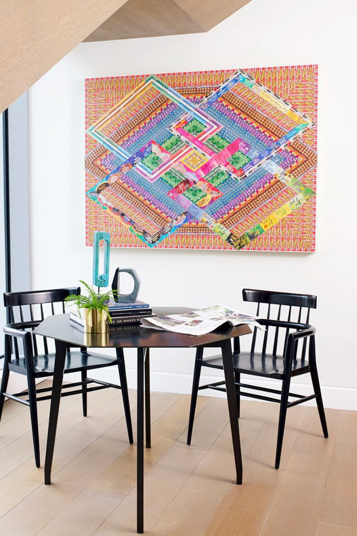 16 Large Wall Art Ideas To Liven Up Your E
