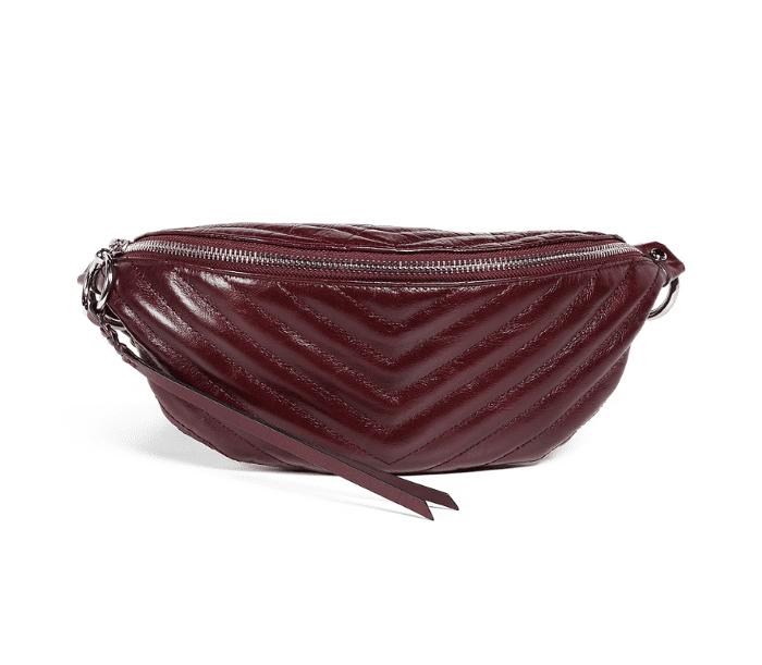Edie Quilted Belt Bag