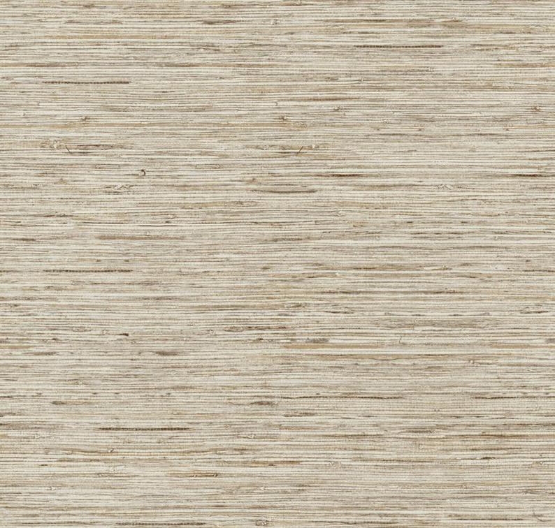 Papel pintado rústico de textura de tela de hierba sintética