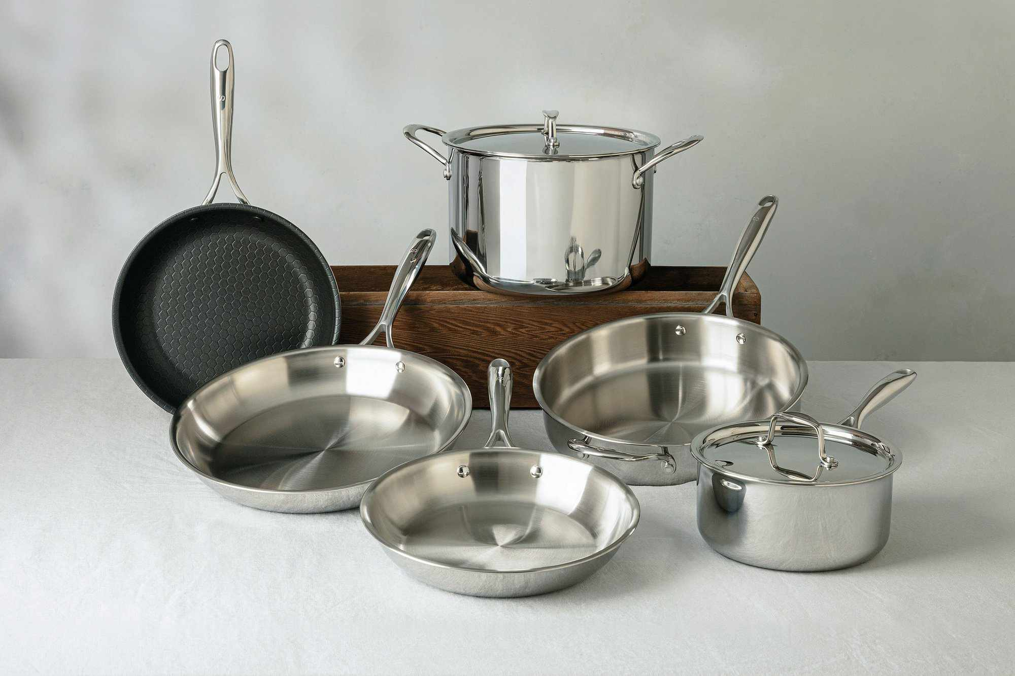 Sardel Full Cookware Set