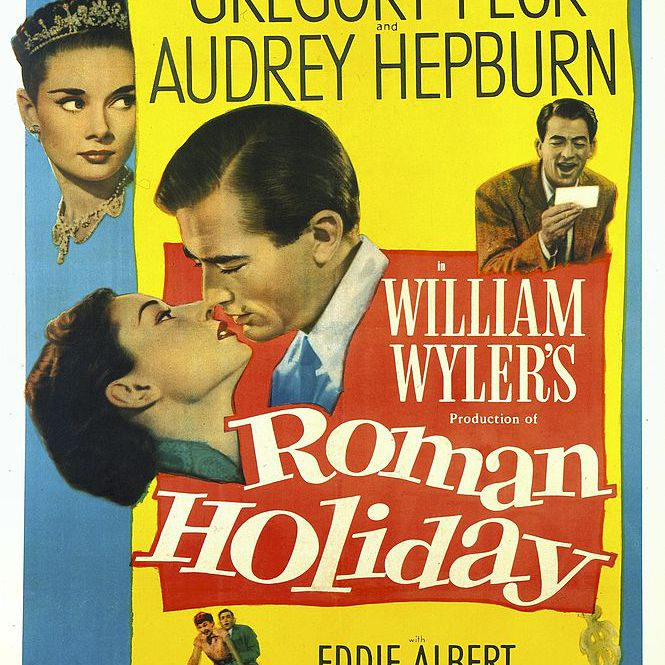 best black and white movies - roman holiday