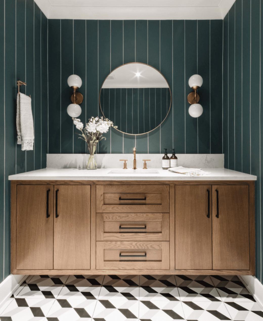 Art Deco Bathroom Design Decor Ideas, Art Deco Bathroom