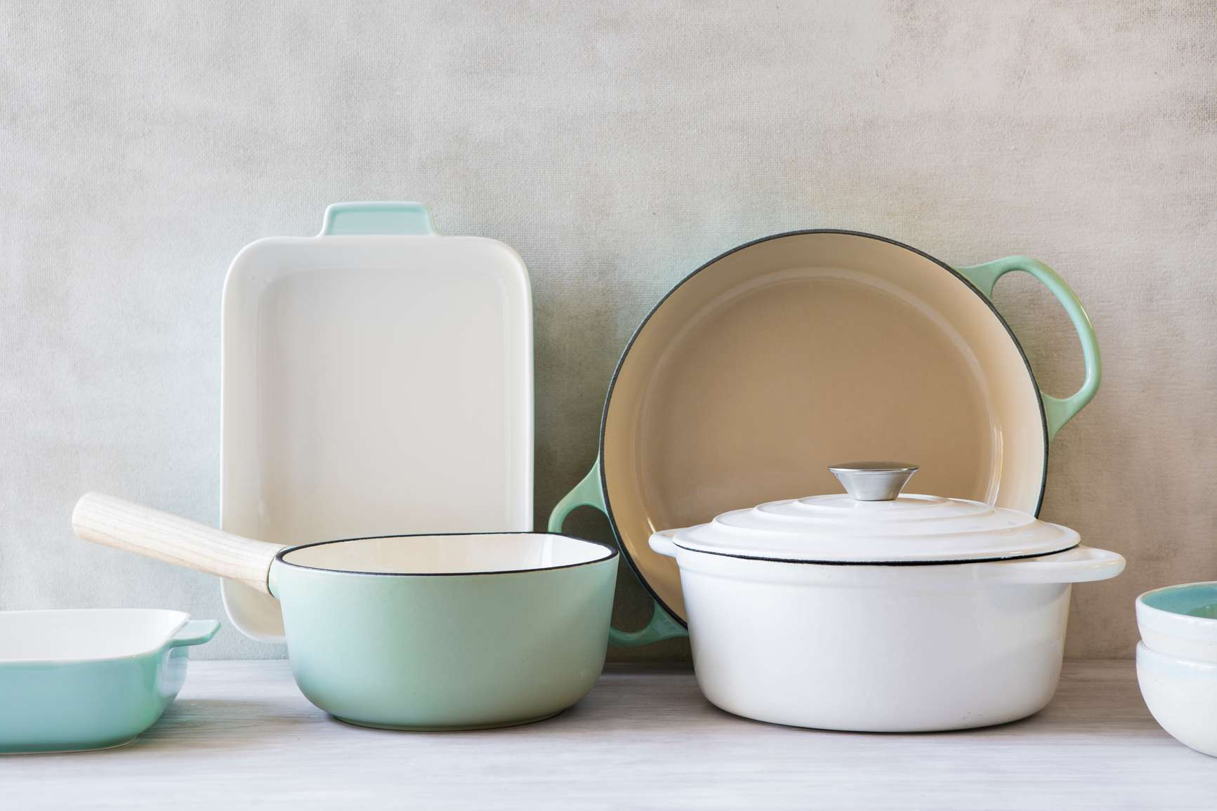 Collection Of Cookware Pots And Pans (NADINE GREEFF)