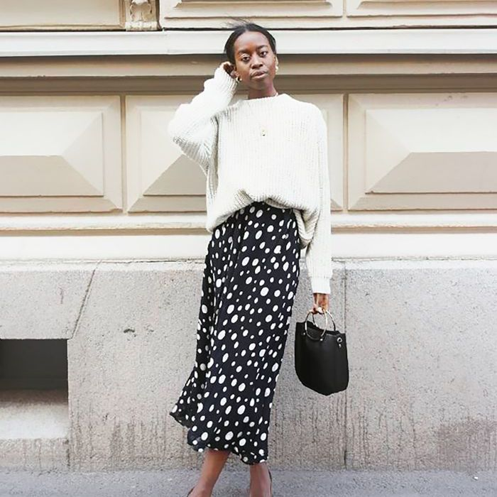 buono sconto taglia 7 acquistare 16 Stylish Midi Skirts for Work That Always Look Polished