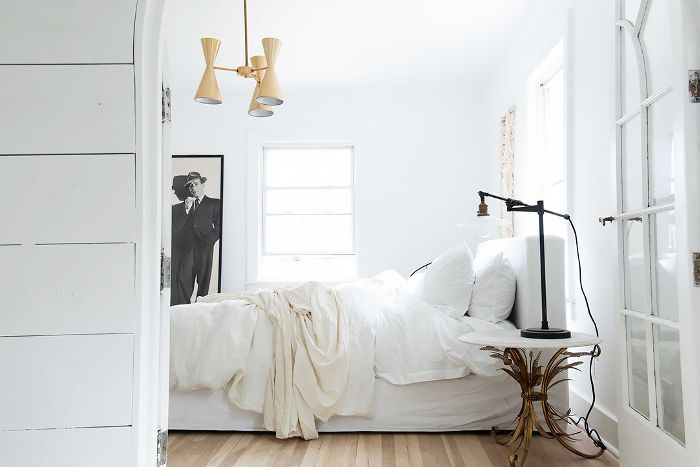 Love All-White Interiors? An Interior Designer Shows Us How