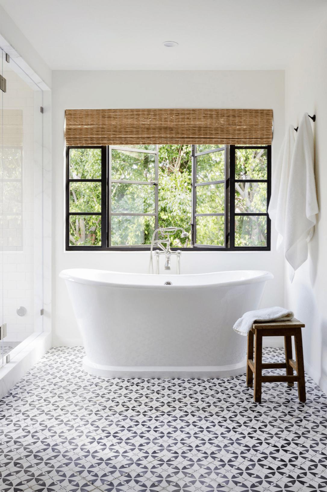 20 Bathroom Floor Tile Ideas For Small Spaces