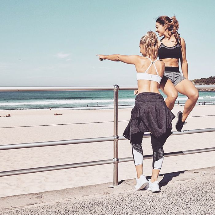 Your Summer Body Workout by Base Body Babes