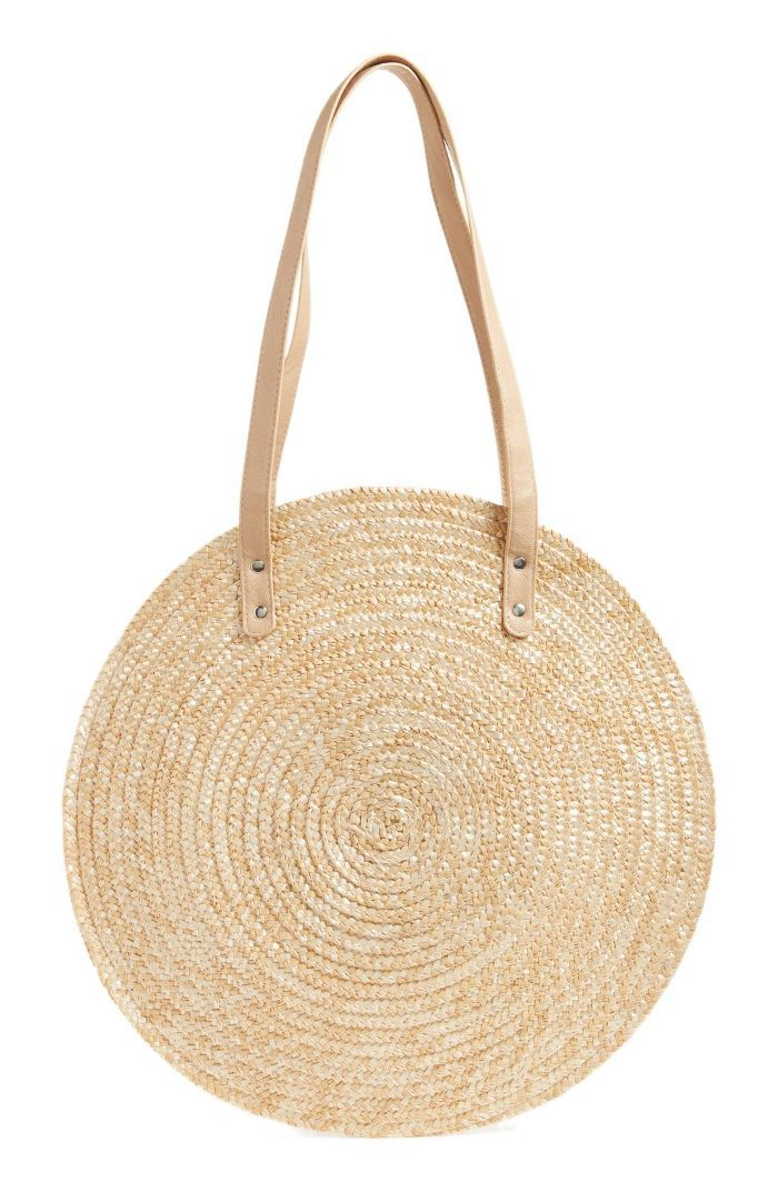 Bp. Circle Basket Tote Bag -
