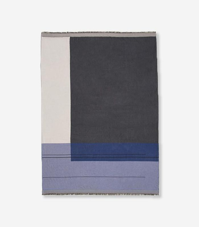 Ferm Living Color Block Throw
