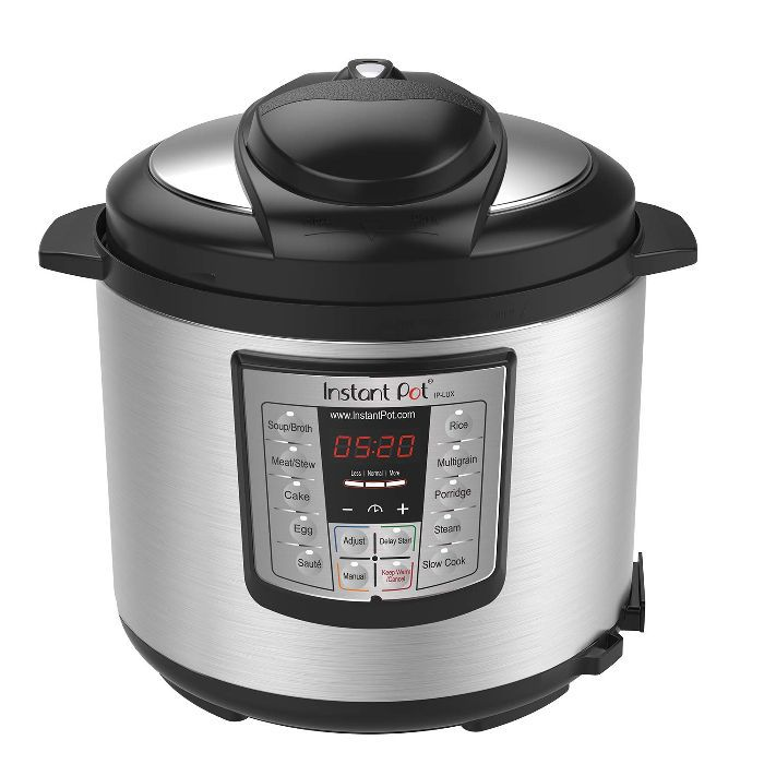 Instant Pot 6-in-1 Multi-Use Cooker, 6-Quart