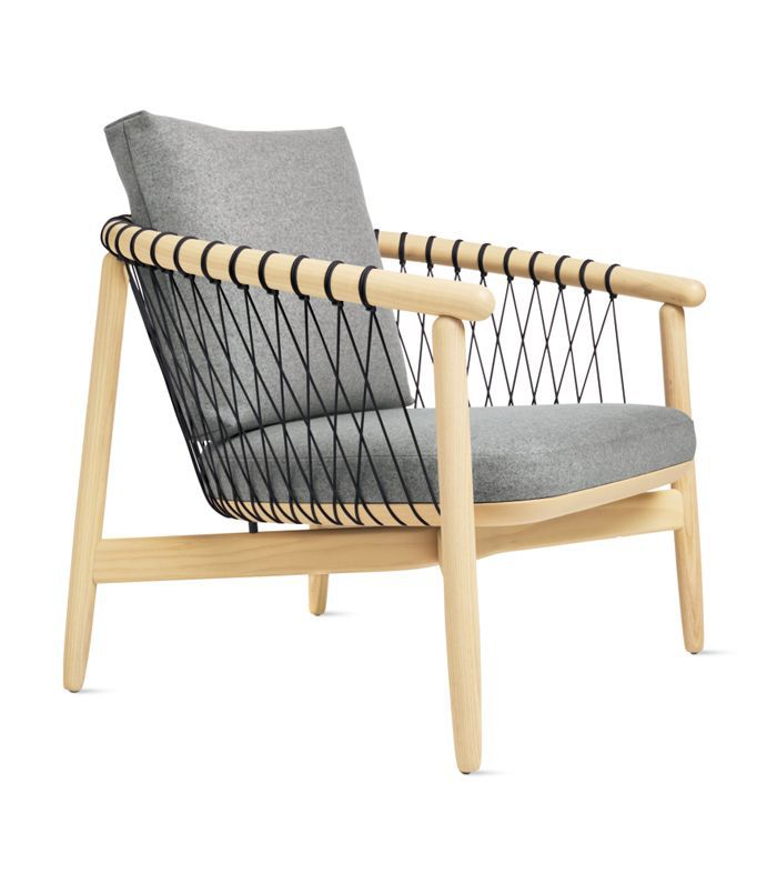 Crosshatch Chair in Fabric