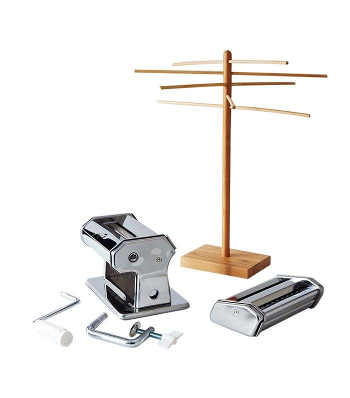 Weston Brands Pasta Machine & Drying Rack