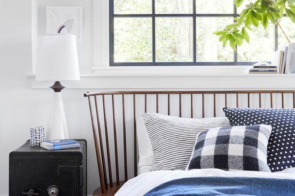 Emily Henderson—IKEA bedroom storage