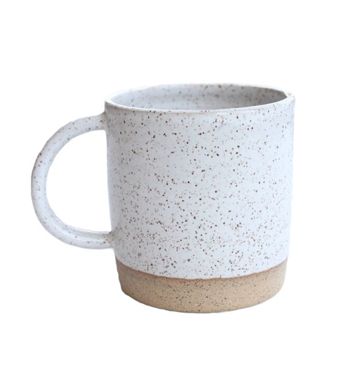 Modern Citizen Ceramic Circle Mug