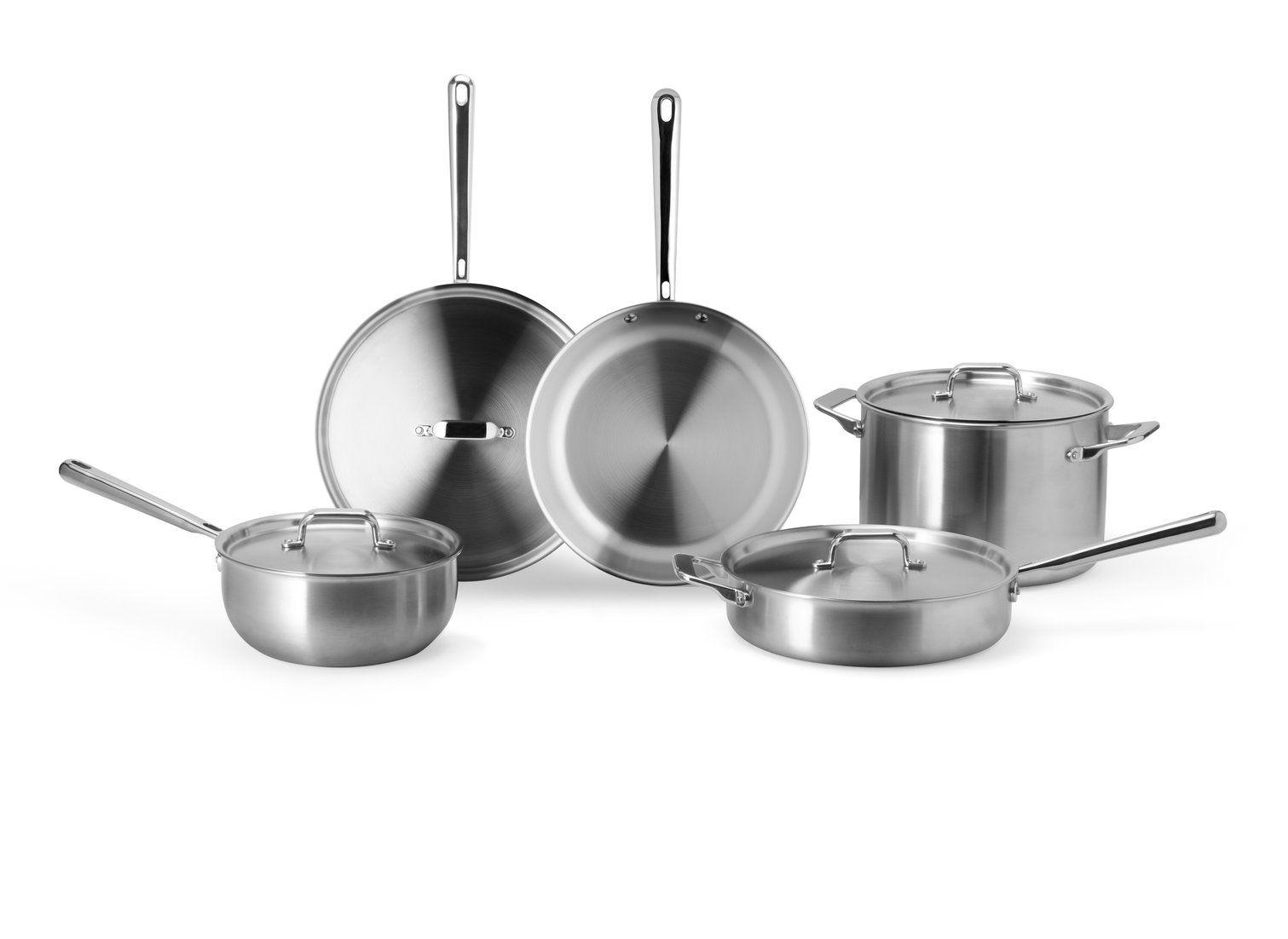 Essentials Cookware Set