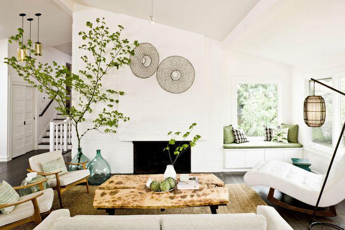 Sage Green Color Home Décor