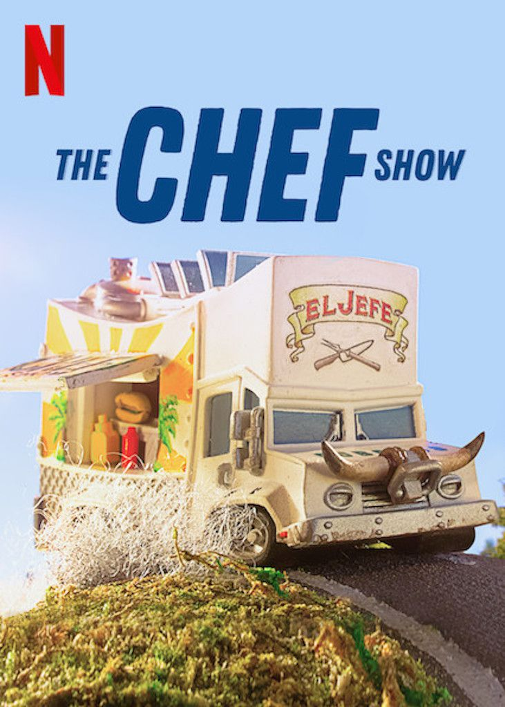 The Chef Show poster