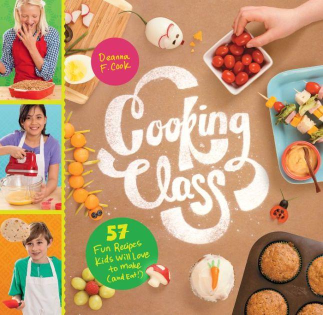Cooking Class—Best Kids' Cookbooks