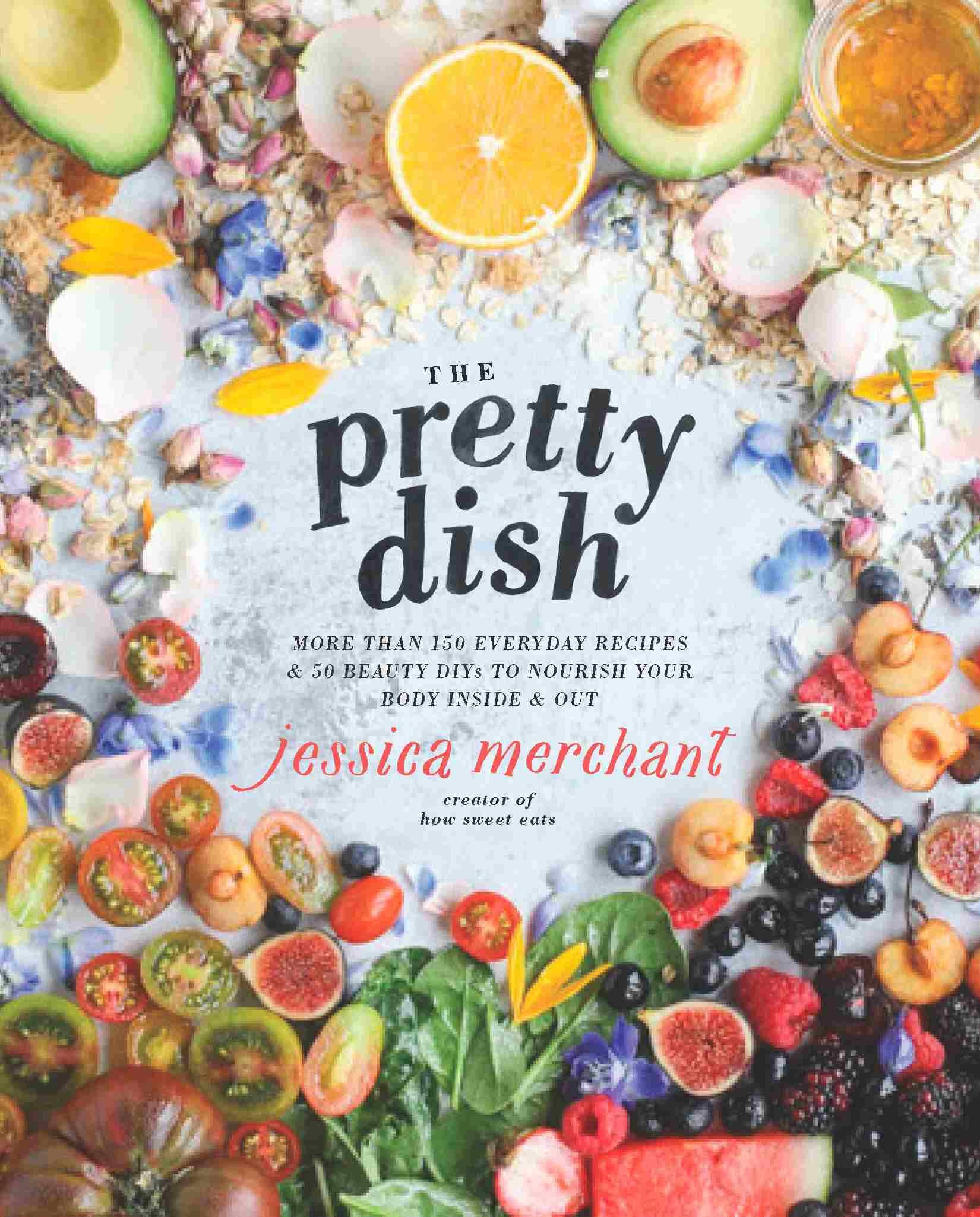 Best Healthy Cookbooks—Jessica Merchant