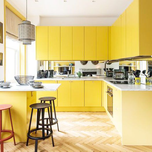 The Best 16 Yellow Paint Colors To Bring Brightness To Your Home