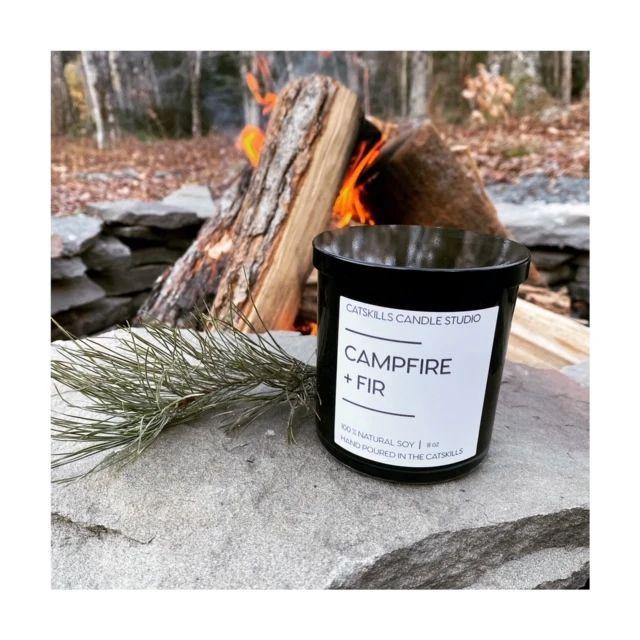 Campfire + Fir