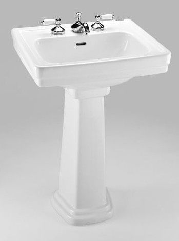 Wayfair Promenade Pedestal Bathroom Sink