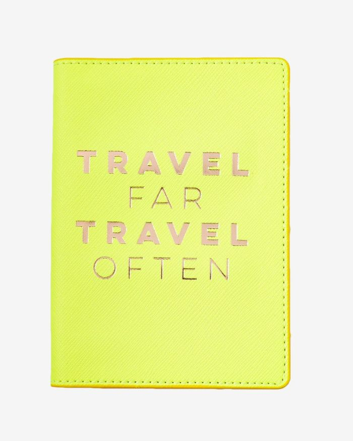 Express Eccolo Ltd Travel Far Passport Holder
