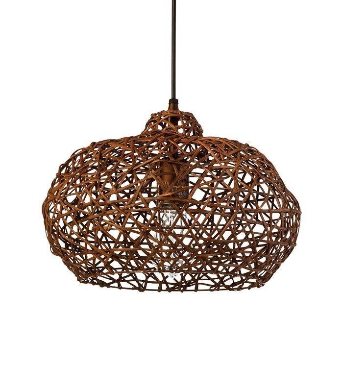 fiber pendant light