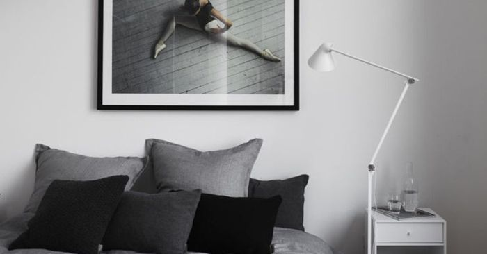 Find Out How To Style The Black And White Bedroom Look