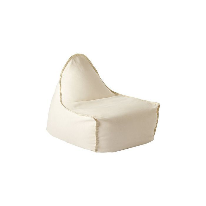 Temple & Webster Santorini Bean Bag Lounger