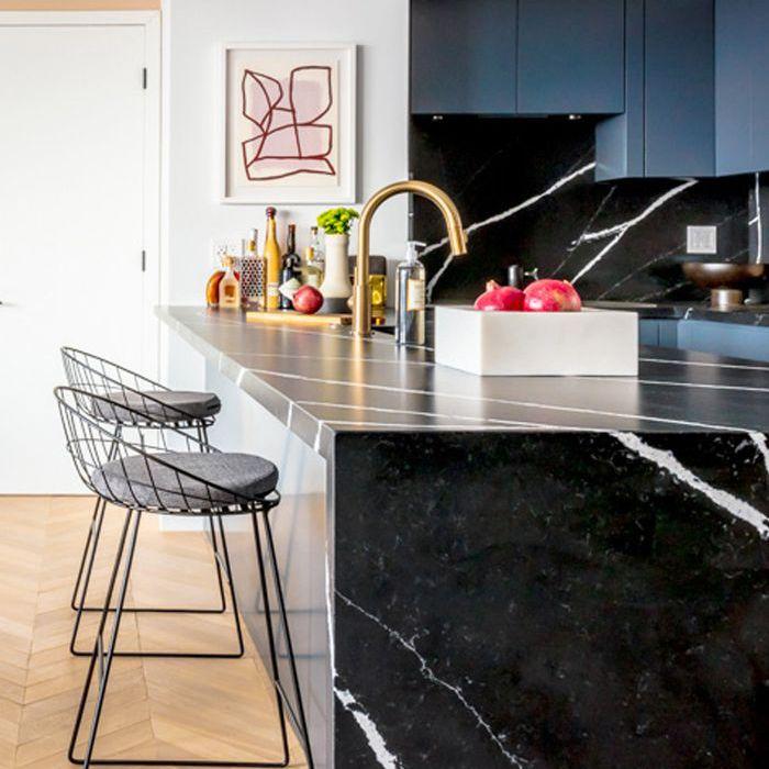 kitchen countertop décor