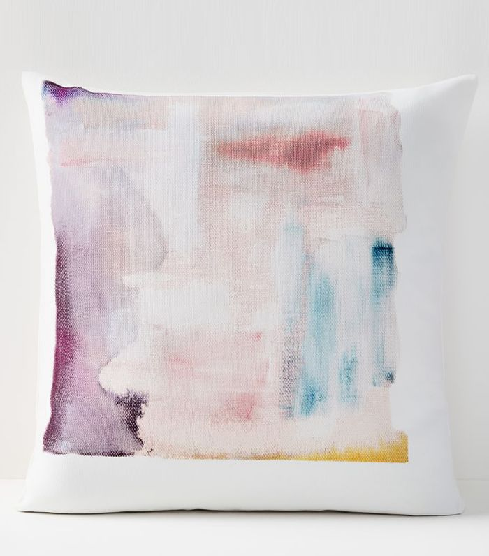West Elm Off Center Abstract Pillow Covers