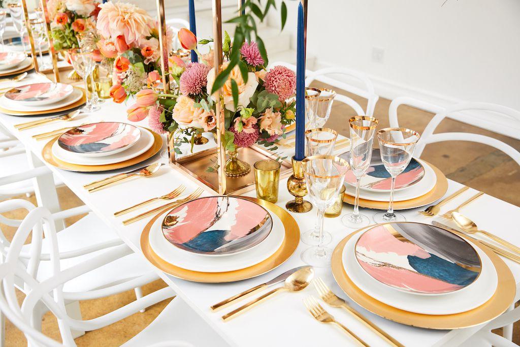 Alicia Henderson Photography2: forma adecuada de poner una mesa