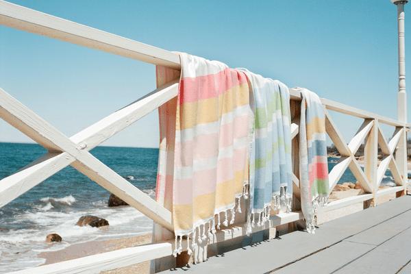 Brooklinen Hammam Towels